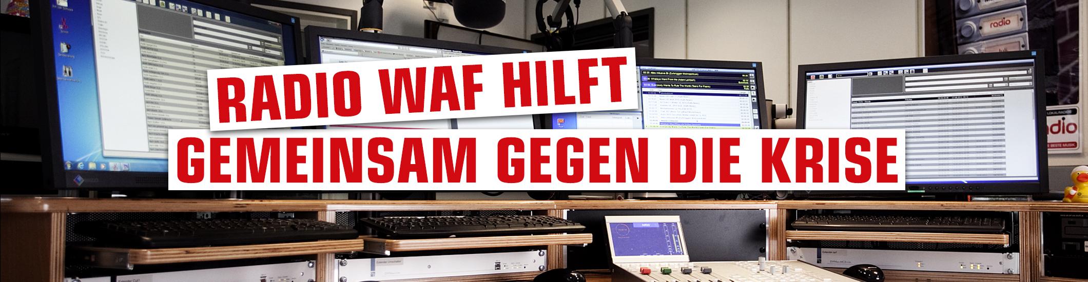 Radio WAF Hilft
